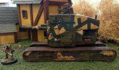 Baeliog Tractor