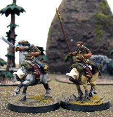 Cavalry NCOs