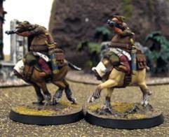 Cavalry Rhyflers