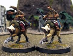 Cavalry Close Combat