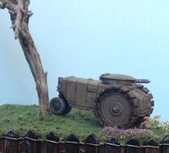 Sothwyr Wagon