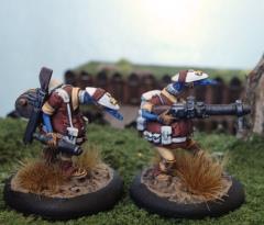 Veterans LMG Team
