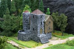 Dwarf Blacksmith's Shop