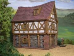 Broom Binder House