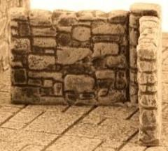 Dungeon Corner Wall