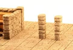 Dungeon Pillars