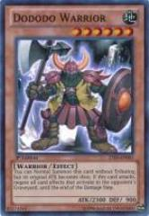 Dododo Warrior (Super Rare)