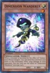 Dimension Wanderer (Super Rare)