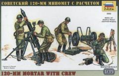 120-MM Mortar w/Crew