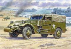 M3 Armoured Scout Car w/Canvas Top