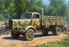 4.5T Heavy Truck - Mercedes 4500S
