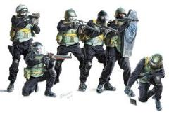 Russian Special Force Unit - VYMPEL