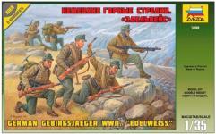 """Gebirgsjaeger WWII """"Edelweiss"""""""