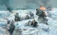 Infantry - Winter (1941-42)