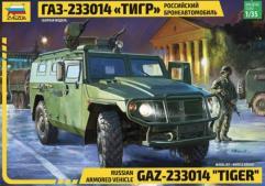 "GAZ-233014 ""Tiger"""
