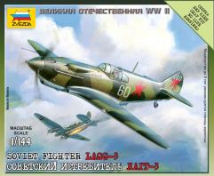 Soviet Fighter - LAGG-3