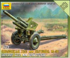 Soviet Howitzer 120mm M30