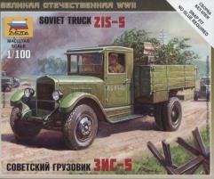 Soviet Truck ZIS-5