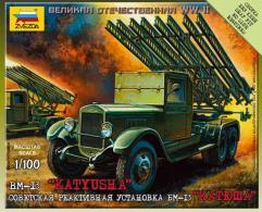 Katyusha - Soviet Rocket Launcher