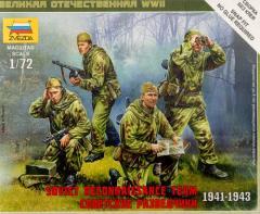 Soviet Reconnaissance Team