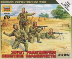 Soviet Paratroopers 1941-43