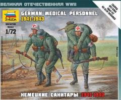 German Medical Personel