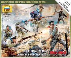 Soviet Naval Infantry 1941-43