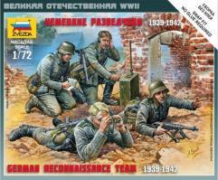 German Reconnaissance Team 1939-42