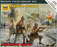 Romanian Infantry - 1939-1945