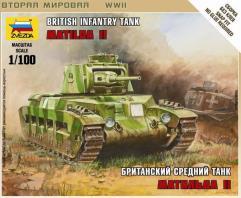 British Infantry Tank - Matilda II