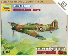 British Fighter - Hurricane Mk-1