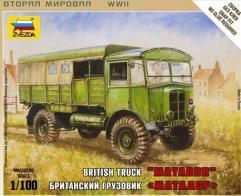 British Truck - Matador