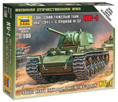 KV-1 w/F-32 Gun