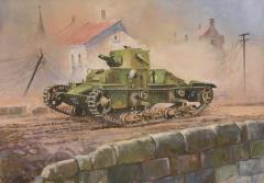 British Light Tank - Matilda Mk. I