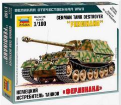 Sd. Kfz. 184 Tank Destroyer Ferdinand