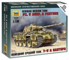 Pz. V Ausf. A Panther Medium Tank