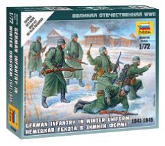 Infantry w/Winter Uniform