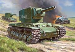 KV-2 Heavy Soviet Tank