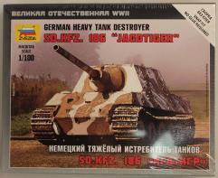 Sd. Kfz. 186 - Jagdtiger Heavy Tank Destroyer