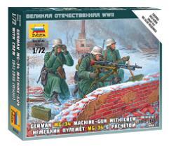 MG-34 Machine-Gun w/Crew