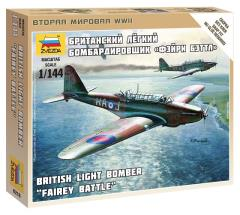 British Light Bomber - Fairey Battle
