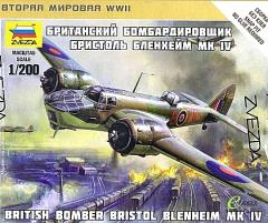 British Bomber - Bristol Blenheim Mk IV