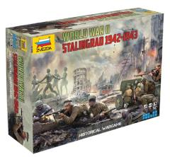 World War II - Stalingrad 1942-1943