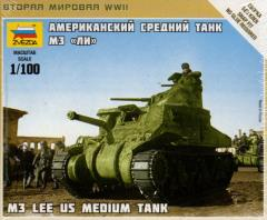 M3 Lee US Medium Tank