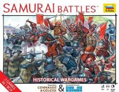 Samurai Battles - Commands & Colors & Art of Tactic
