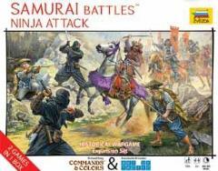 Samurai Battles - Ninja Attack