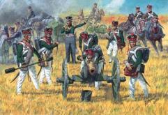 Russian Foot Artillery - 1812-1814