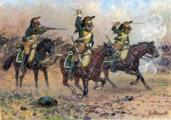 French Dragoons - 1812-1814