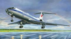 Tupolev Tu-134 A/B-3 Russian Airliner