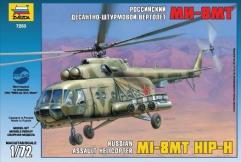 MIL Mi-8MT HIP-H Soviet Helicopter